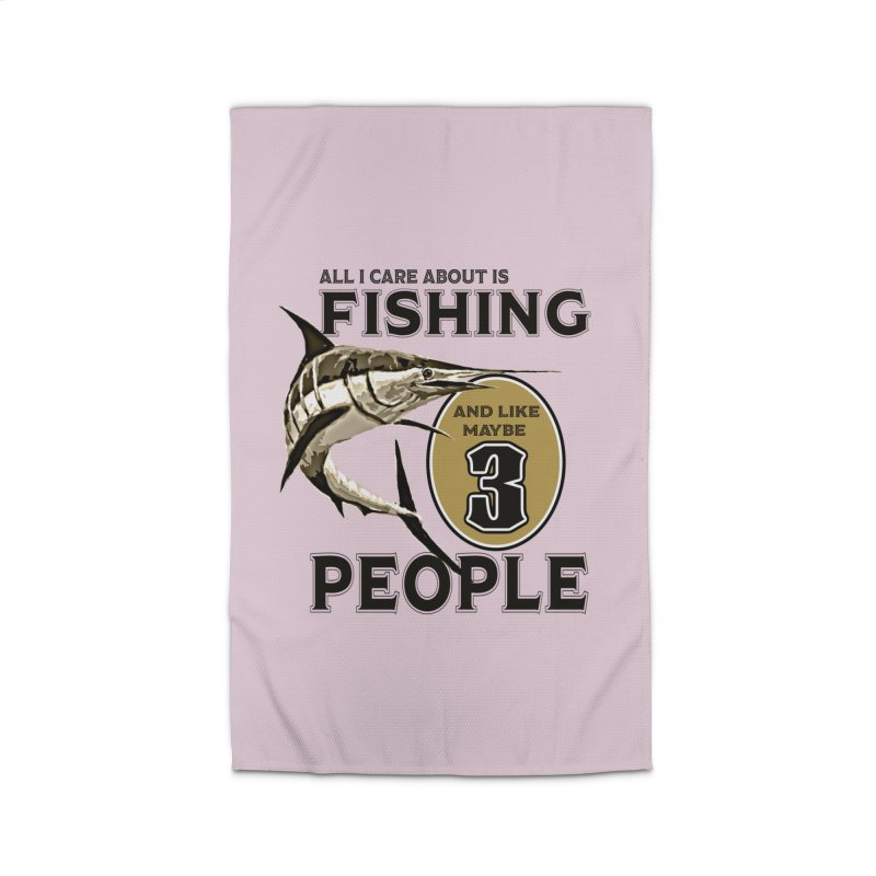 are About is FISHING Home Rug by psweetsdesign's Artist Shop