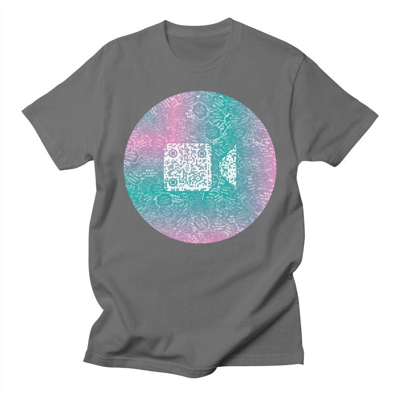 Video APV 194CP Men's T-Shirt by #prints With AntiPsychoVirus Effect