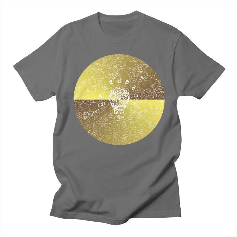 Bulb APV 156YB Men's T-Shirt by #prints With AntiPsychoVirus Effect