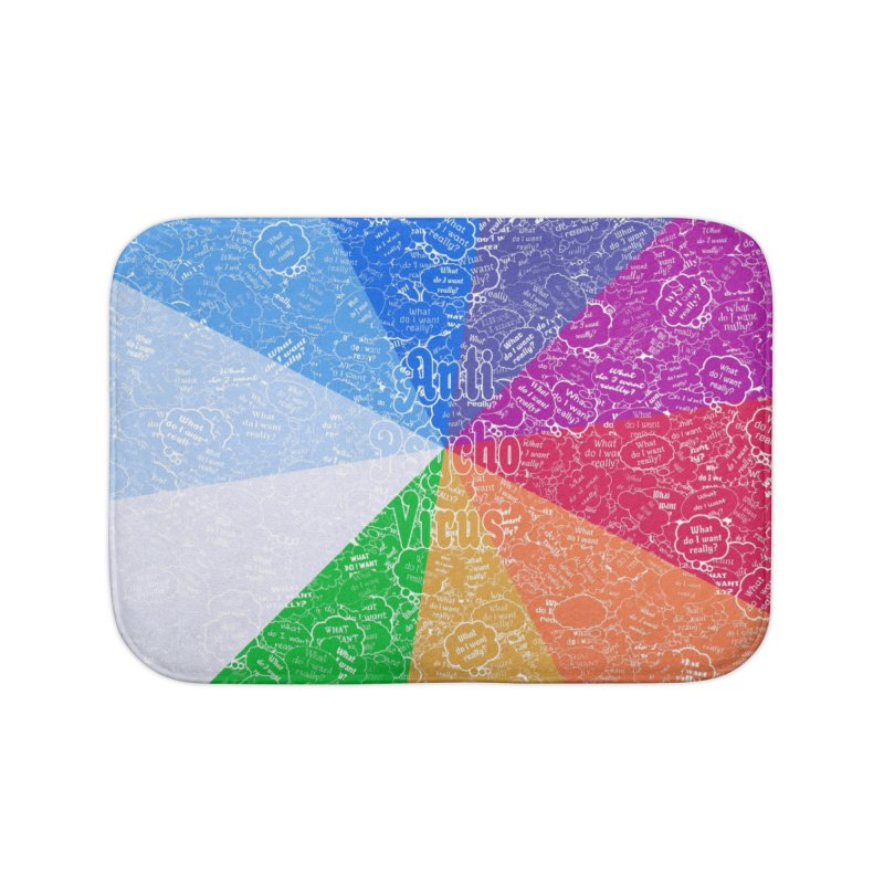APV 10.1 Home Bath Mat by #prints for happing