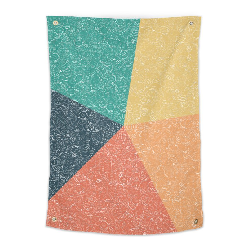 APV 5.1 Home Tapestry by #prints for happing
