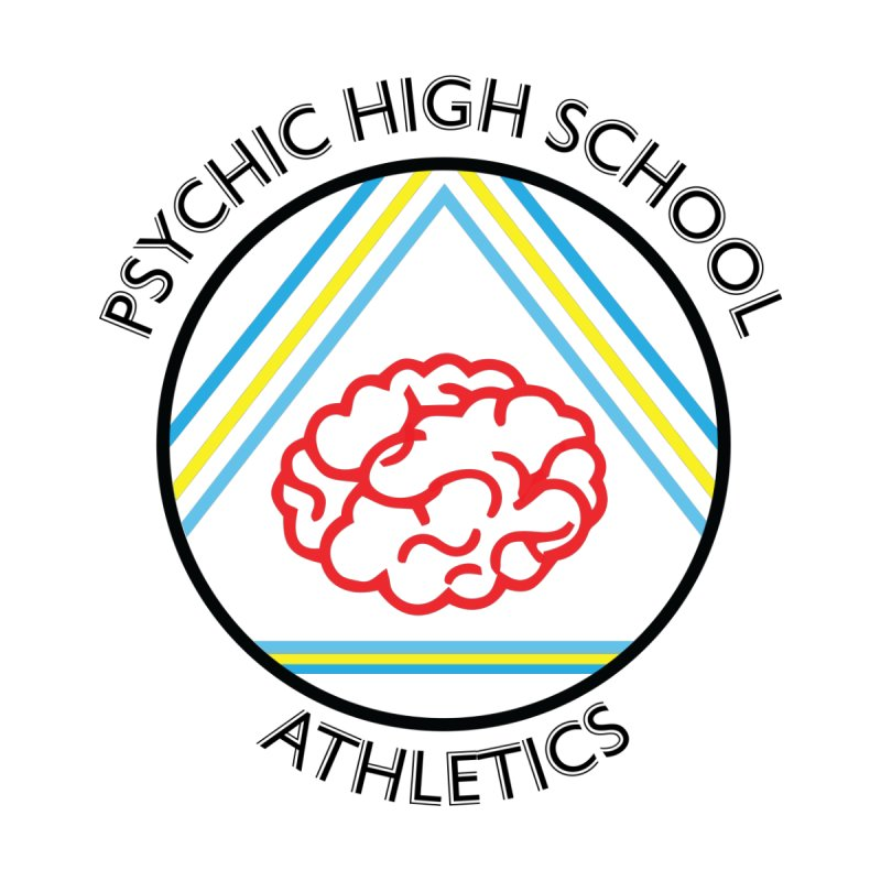 Psychic High School Athletics Accessories Water Bottle by Psychic High School Student Store