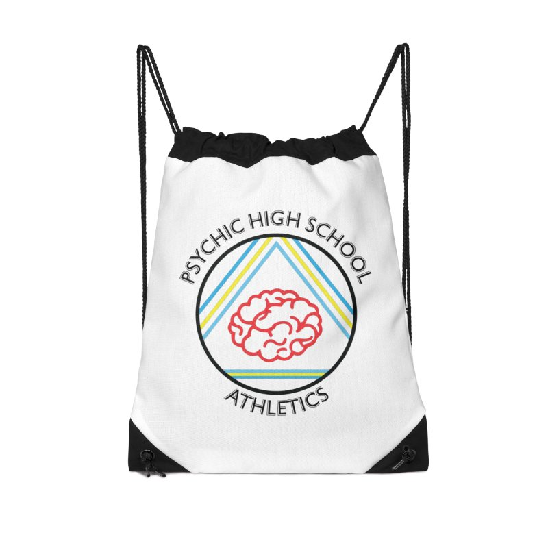 Psychic High School Athletics Accessories Bag by Psychic High School Student Store