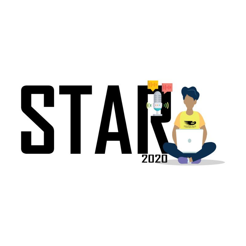 STAR 2020 Men's T-Shirt by Perseverance Theatre