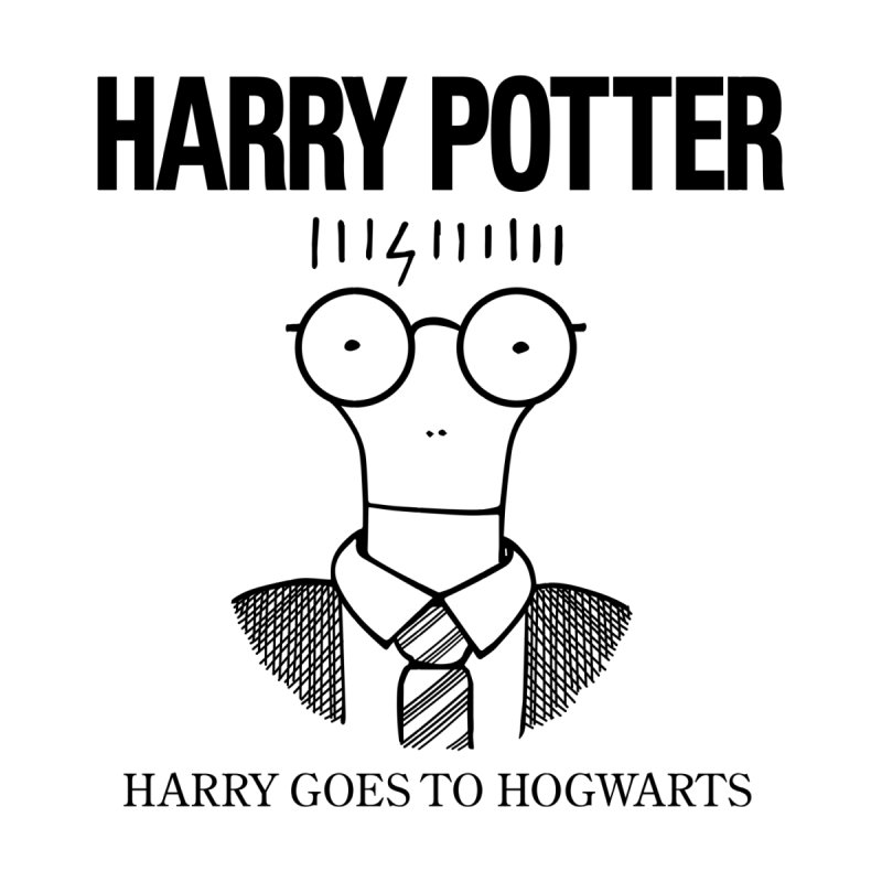 Harry Goes to Hogwarts by pterrible things