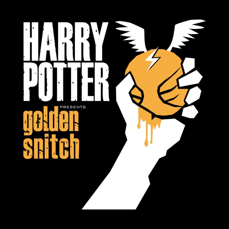 Golden Snitch by pterrible things