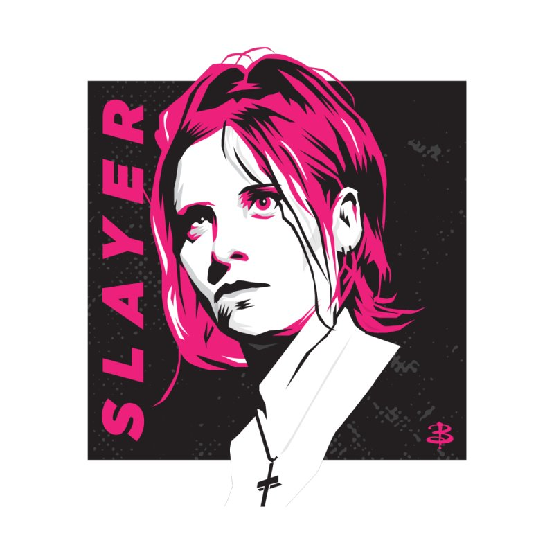 The Slayer by pterrible things