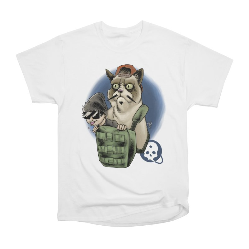 Grumpy Pat Women's T-Shirt by Poisoning the Well Swag Shop