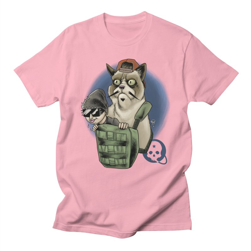 Grumpy Pat Women's Regular Unisex T-Shirt by Poisoning the Well Swag Shop