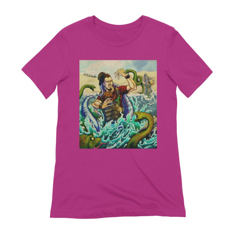 Snakes from a Fain Women's Extra Soft T-Shirt by Poisoning the Well Swag Shop