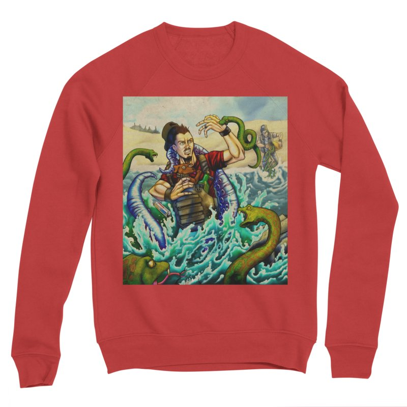 Snakes from a Fain Women's Sponge Fleece Sweatshirt by Poisoning the Well Swag Shop