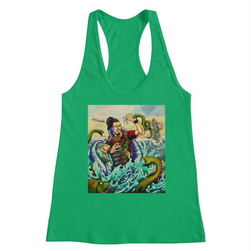 Snakes from a Fain Women's Tank by Poisoning the Well Swag Shop