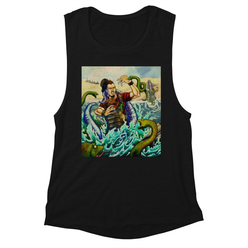 Snakes from a Fain Women's Muscle Tank by Poisoning the Well Swag Shop