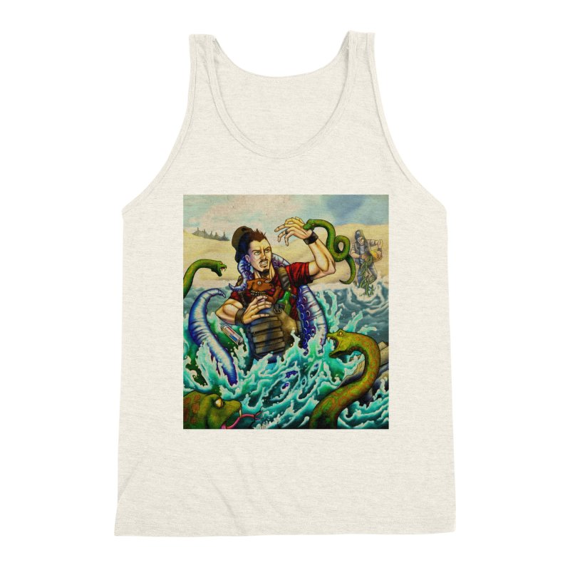 Snakes from a Fain Men's Triblend Tank by Poisoning the Well Swag Shop