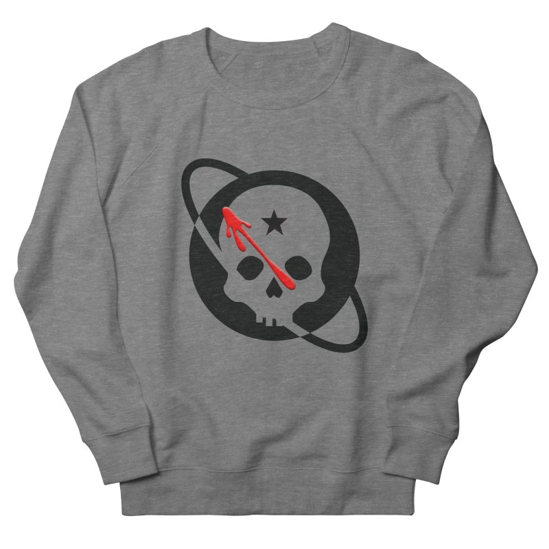 Who Checks Out the Checkout Girl? Men's French Terry Sweatshirt by Poisoning the Well Swag Shop