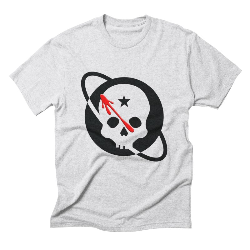 Who Checks Out the Checkout Girl? Men's Triblend T-Shirt by Poisoning the Well Swag Shop