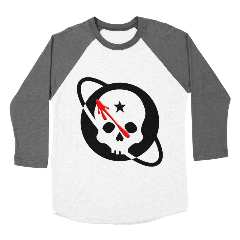 Who Checks Out the Checkout Girl? Men's Baseball Triblend Longsleeve T-Shirt by Poisoning the Well Swag Shop