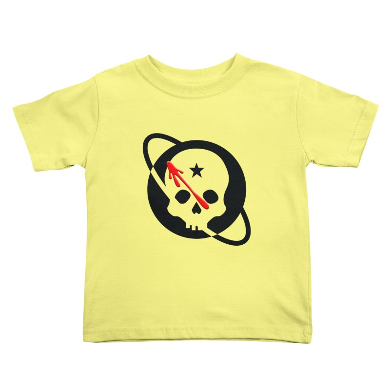 Who Checks Out the Checkout Girl? Kids Toddler T-Shirt by Poisoning the Well Swag Shop