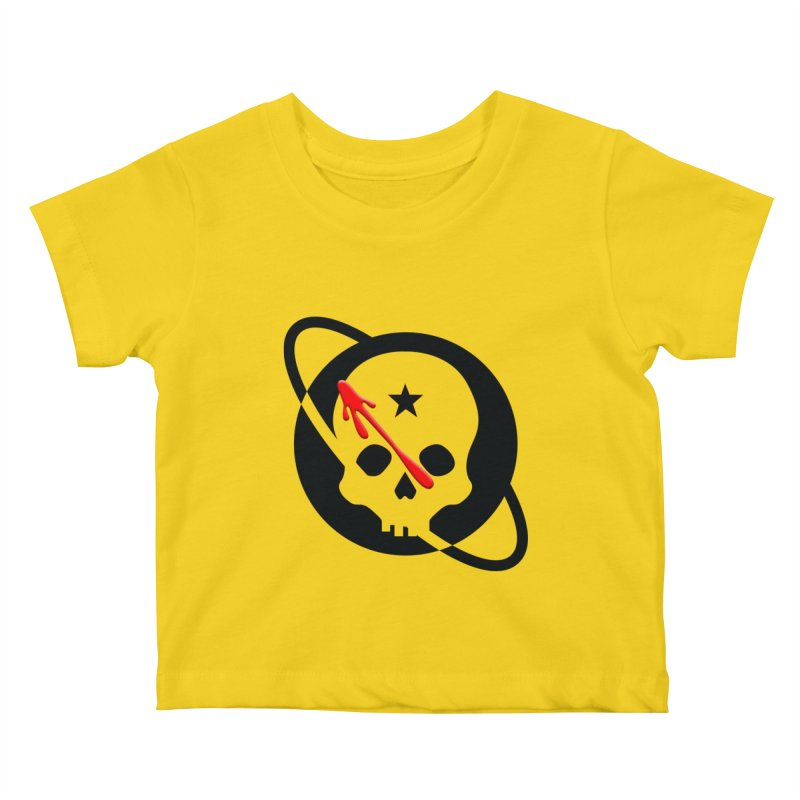 Who Checks Out the Checkout Girl? Kids Baby T-Shirt by Poisoning the Well Swag Shop
