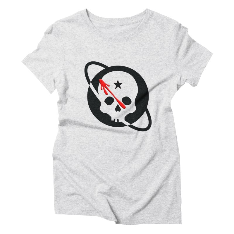 Who Checks Out the Checkout Girl? Women's Triblend T-Shirt by Poisoning the Well Swag Shop