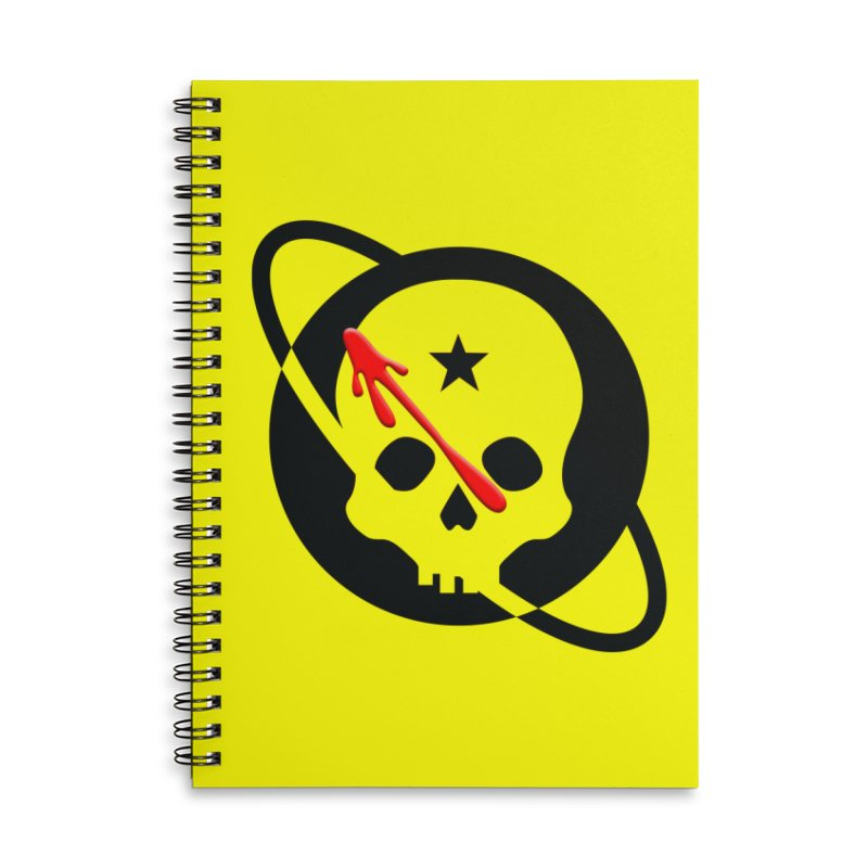 Who Checks Out the Checkout Girl? Accessories Lined Spiral Notebook by Poisoning the Well Swag Shop