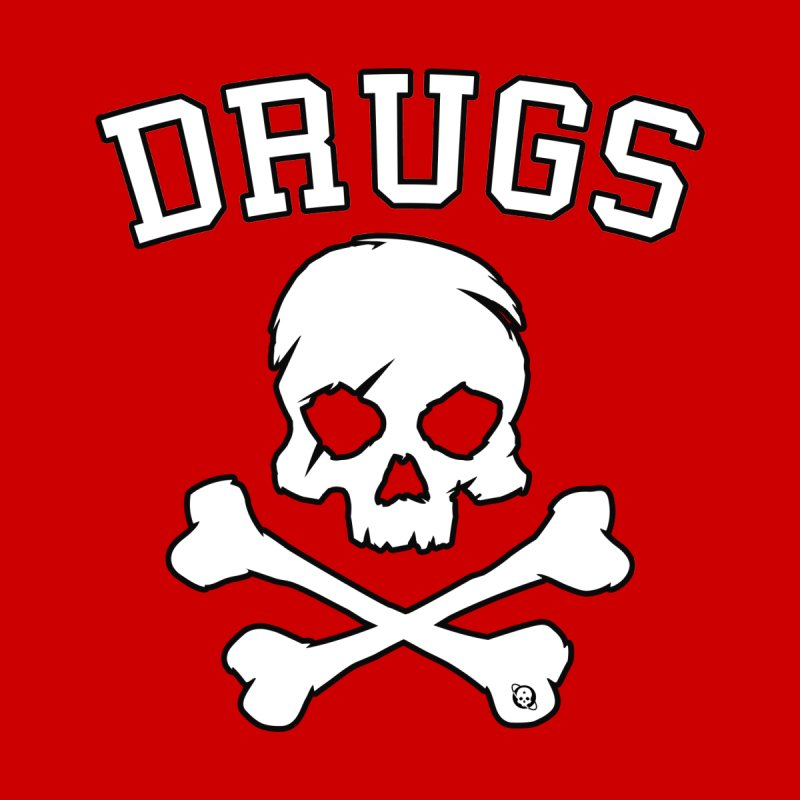DRUGS by Poisoning the Well Swag Shop