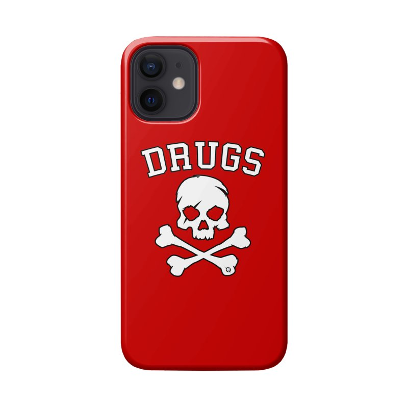DRUGS Accessories Phone Case by Poisoning the Well Swag Shop