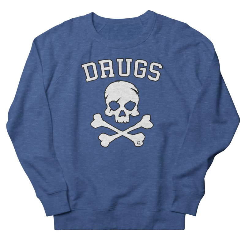 DRUGS Men's Sweatshirt by Poisoning the Well Swag Shop