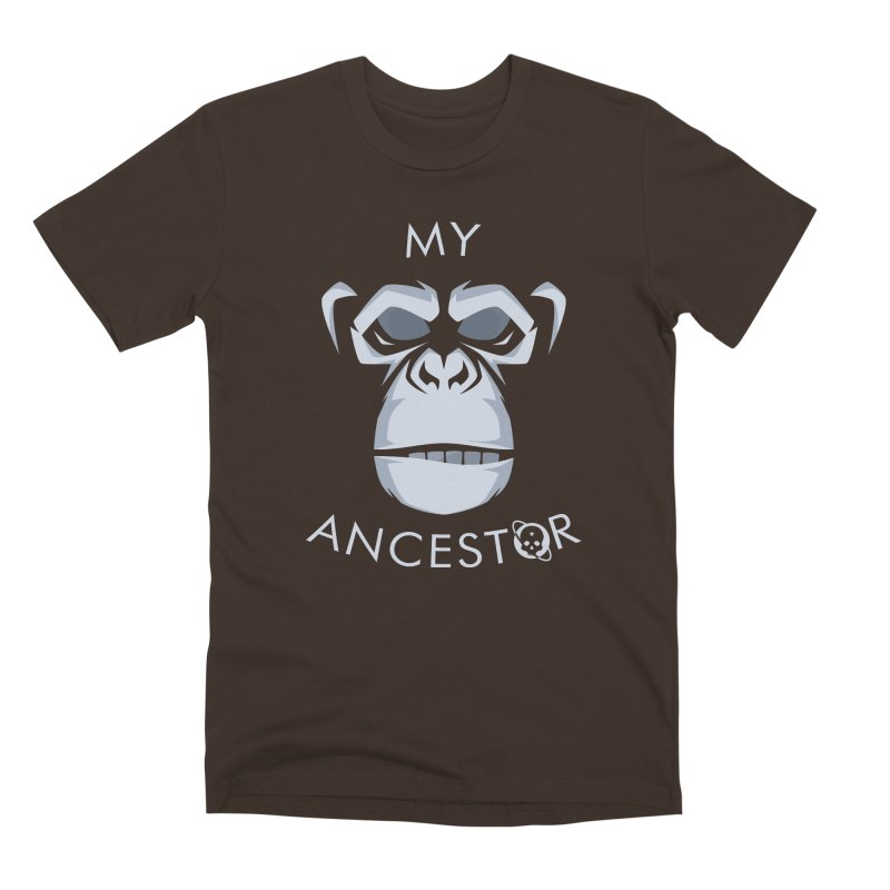 My Ancestor Men's Premium T-Shirt by Poisoning the Well Swag Shop