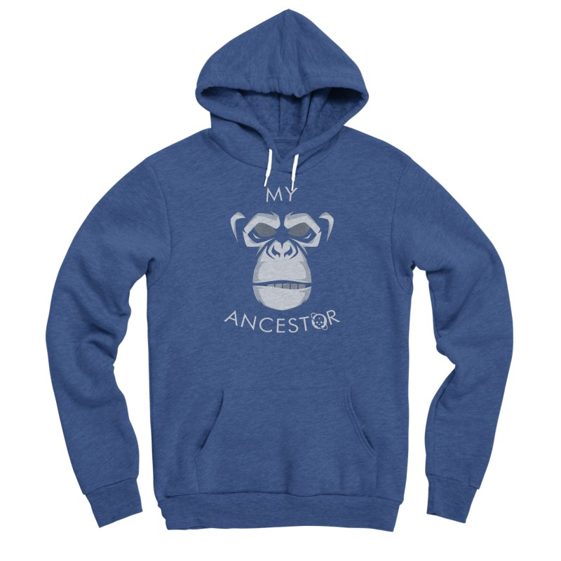 My Ancestor Women's Pullover Hoody by Poisoning the Well Swag Shop