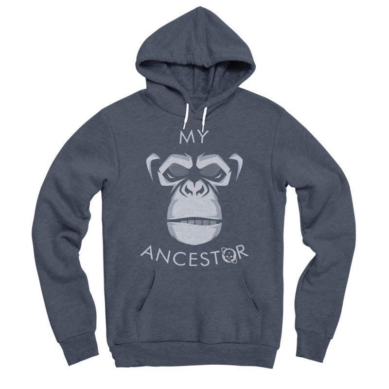 My Ancestor Women's Sponge Fleece Pullover Hoody by Poisoning the Well Swag Shop