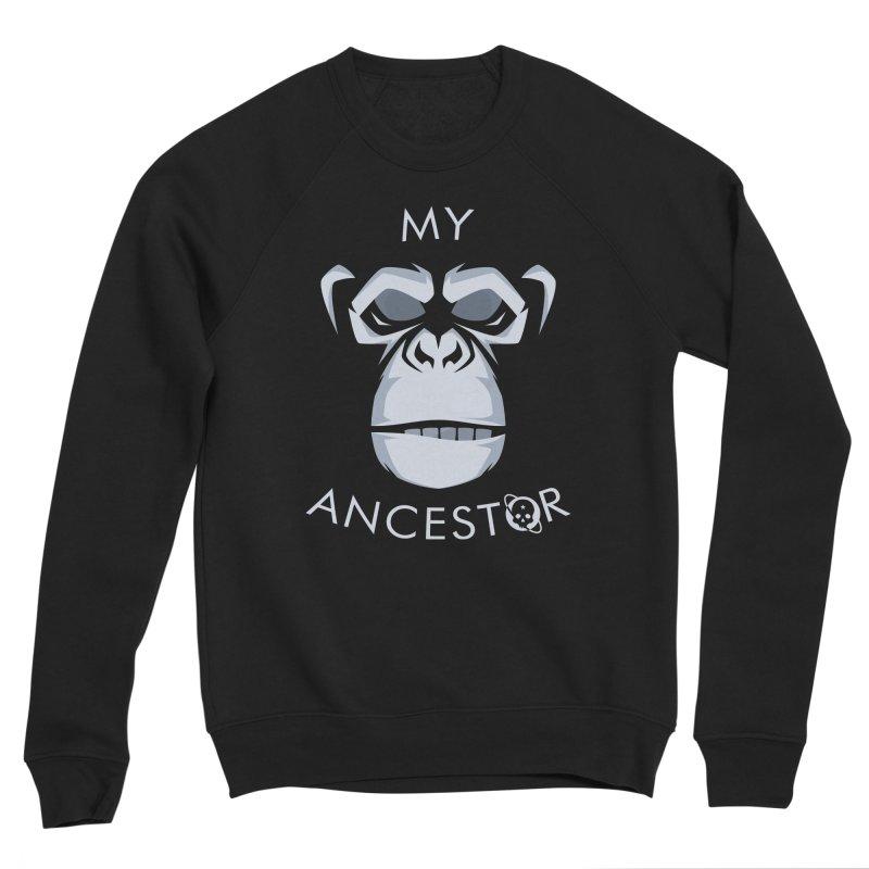 My Ancestor Men's Sponge Fleece Sweatshirt by Poisoning the Well Swag Shop
