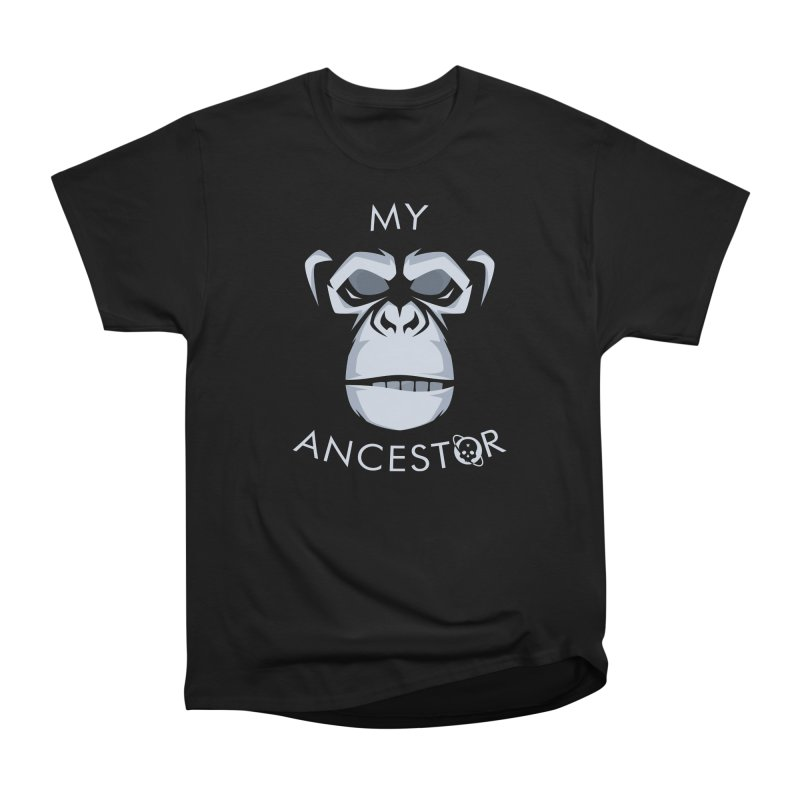 My Ancestor Men's Heavyweight T-Shirt by Poisoning the Well Swag Shop