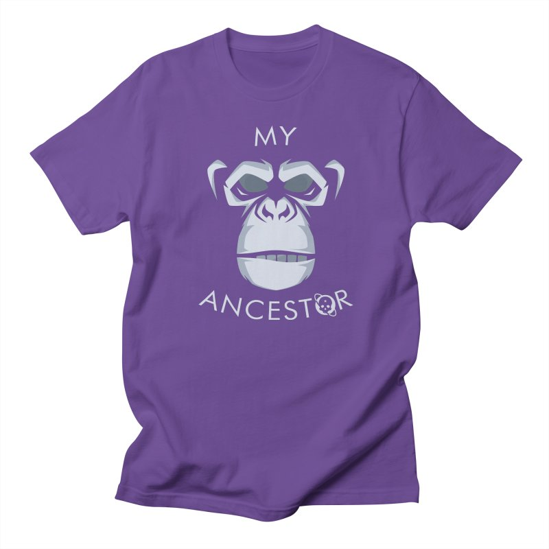 My Ancestor Women's Regular Unisex T-Shirt by Poisoning the Well Swag Shop