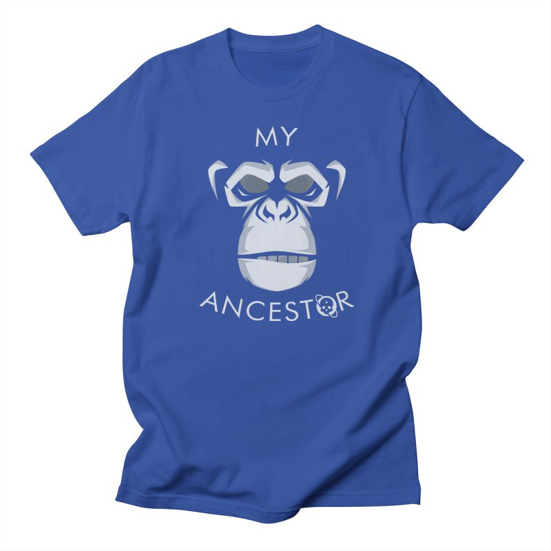 My Ancestor Men's T-Shirt by Poisoning the Well Swag Shop