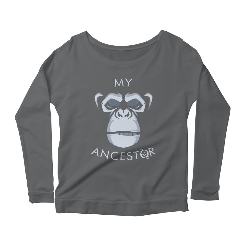 My Ancestor Women's Longsleeve T-Shirt by Poisoning the Well Swag Shop