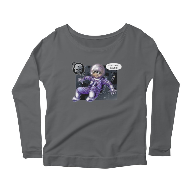 Space is the Place Women's Longsleeve T-Shirt by Poisoning the Well Swag Shop