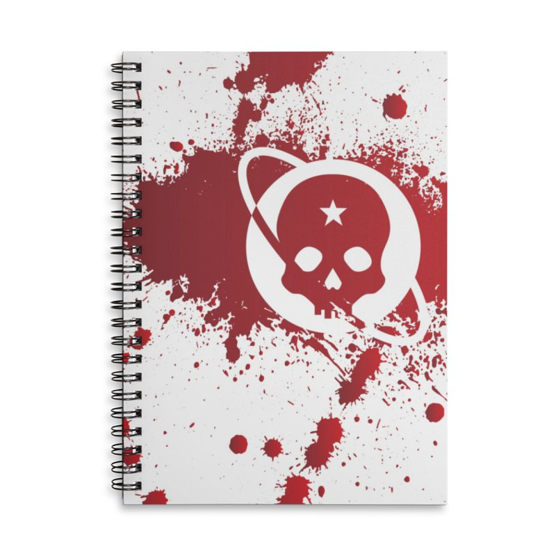 High Blood Pressure Accessories Notebook by Poisoning the Well Swag Shop