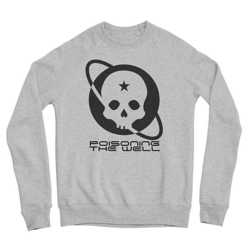 Black Poisoning The Well 2019 Logo Men's Sponge Fleece Sweatshirt by Poisoning the Well Swag Shop