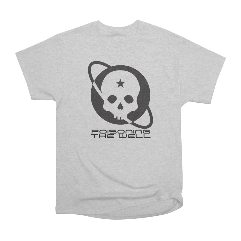 Current Year: A Space Odyssey Women's Heavyweight Unisex T-Shirt by Poisoning the Well Swag Shop