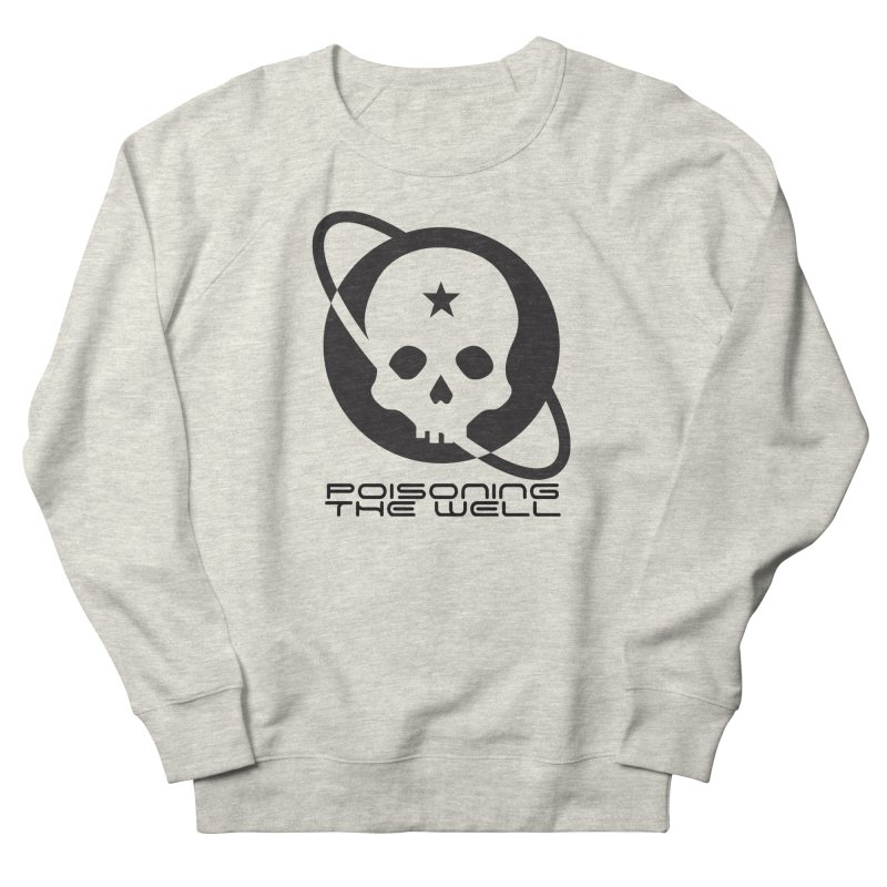 Current Year: A Space Odyssey Women's French Terry Sweatshirt by Poisoning the Well Swag Shop