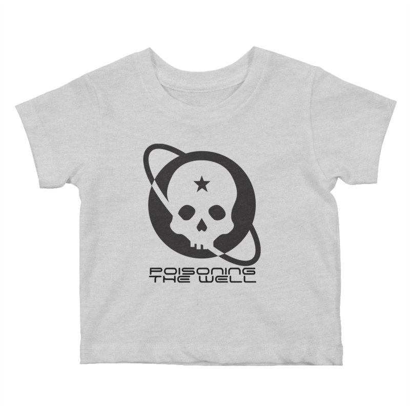 Current Year: A Space Odyssey Kids Baby T-Shirt by Poisoning the Well Swag Shop