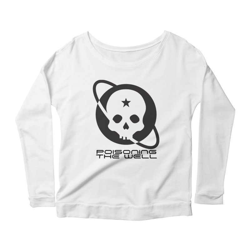 Current Year: A Space Odyssey Women's Scoop Neck Longsleeve T-Shirt by Poisoning the Well Swag Shop