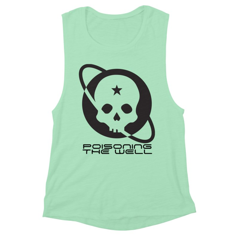 Current Year: A Space Odyssey Women's Muscle Tank by Poisoning the Well Swag Shop
