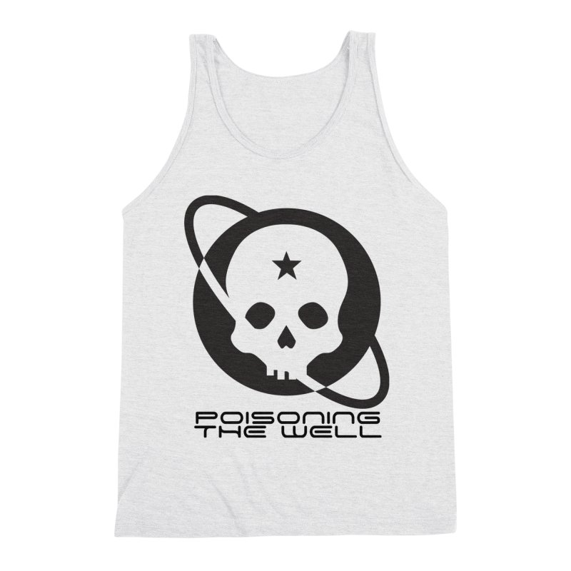 Current Year: A Space Odyssey Men's Triblend Tank by Poisoning the Well Swag Shop