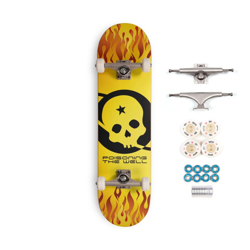 Current Year: A Space Odyssey Accessories Complete - Premium Skateboard by Poisoning the Well Swag Shop