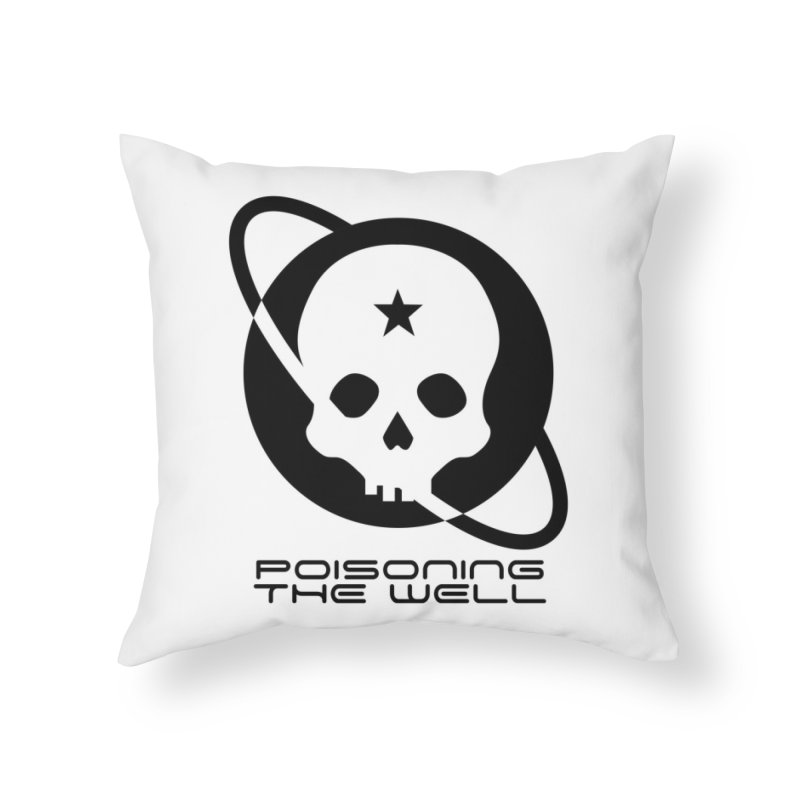 Current Year: A Space Odyssey Home Throw Pillow by Poisoning the Well Swag Shop