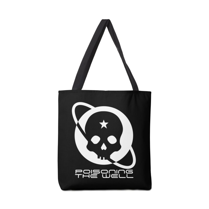 Current Year: A Space Odyssey (White) Accessories Tote Bag Bag by Poisoning the Well Swag Shop