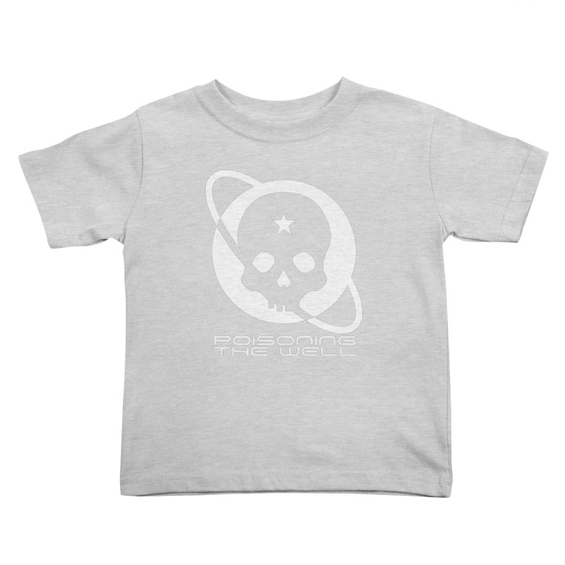 Current Year: A Space Odyssey (White) Kids Toddler T-Shirt by Poisoning the Well Swag Shop