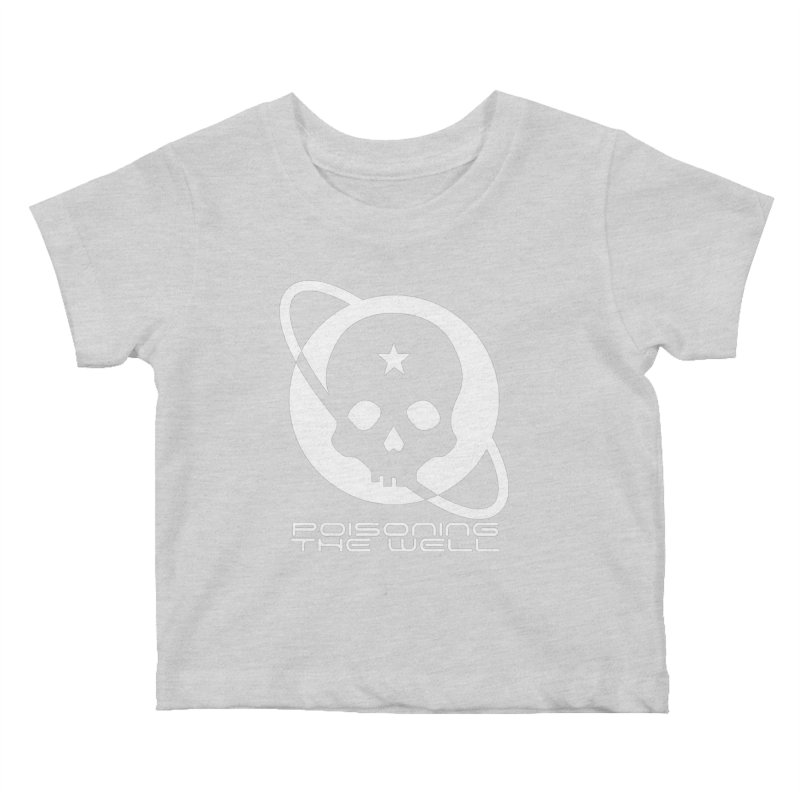 Current Year: A Space Odyssey (White) Kids Baby T-Shirt by Poisoning the Well Swag Shop